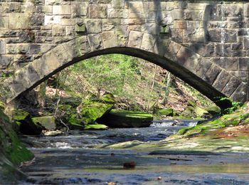 Ancient Stone Arch Bridge