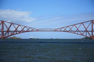 The Fourth Rail Bridge - Cantilever Rail Bridge