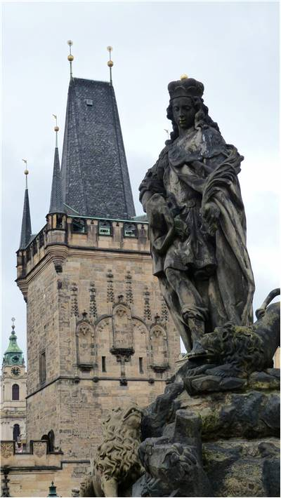Charles Bridge Baroque