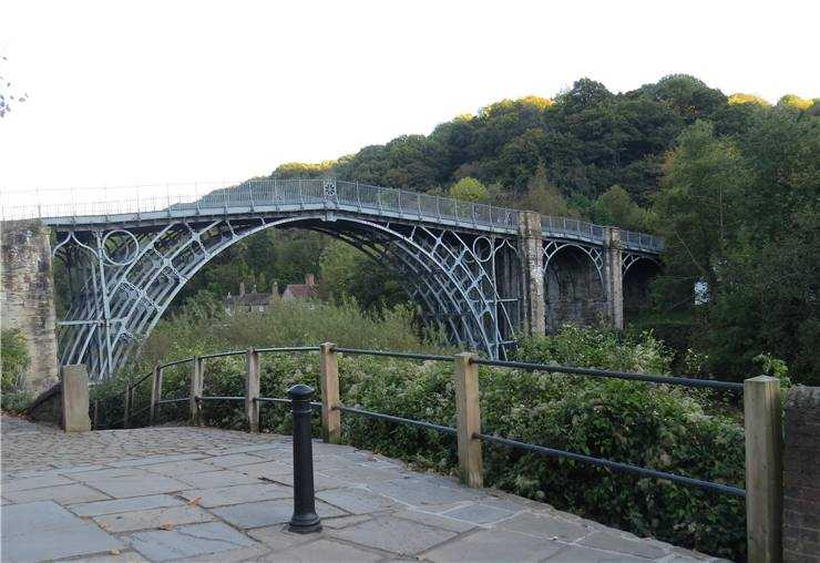 Famous Iron Bridge