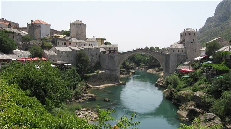 Famous Stari Most