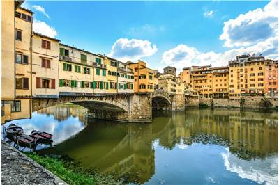 Ponte Vecchio Old Bridge
