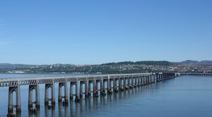 Tay Rail Bridge - North Sea Bridge