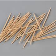 Toothpicks For Bridge Model